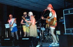Nyår Hallen 1991